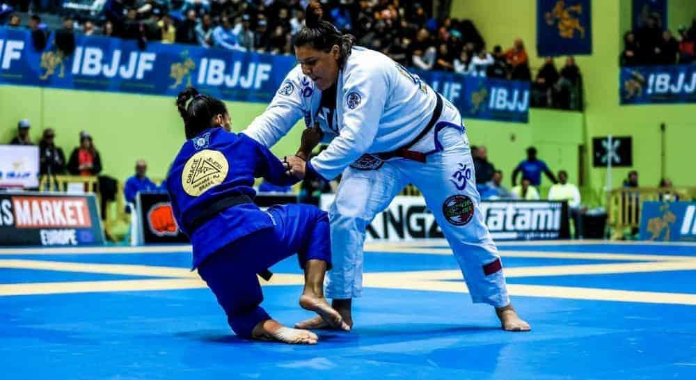 Brazilian Jiu Jitsu Weight Classes