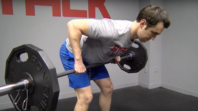 Weighted Rows