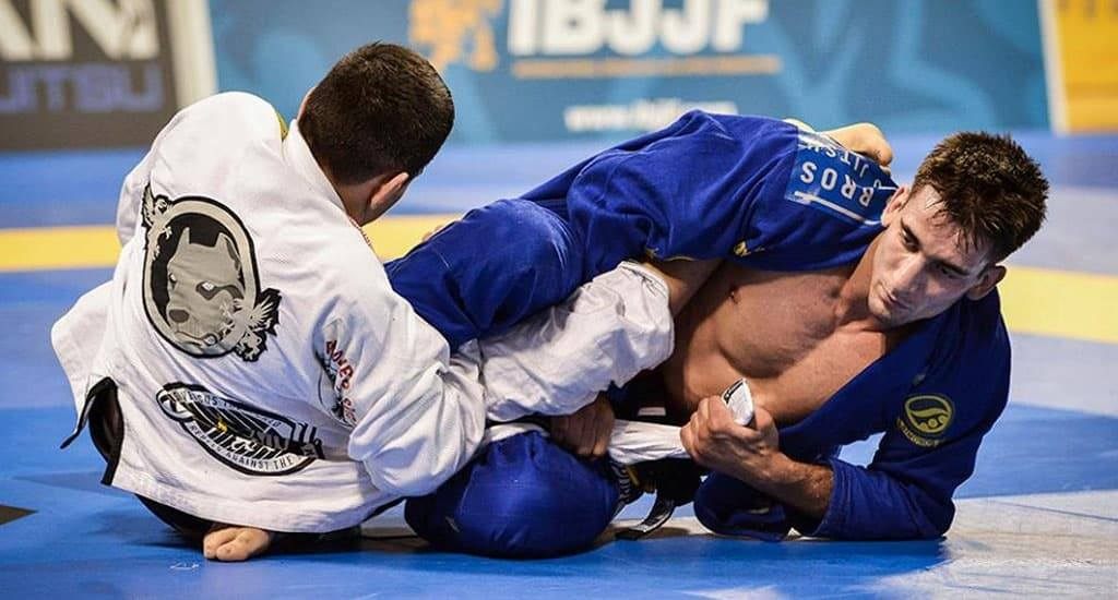 The 50/50 Guard in BJJ